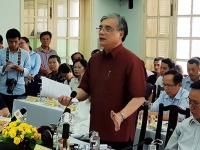 """Ông Trần Đình Thiên: Lời nói thẳng tại hội nghị phản biện dự án """"lấn sông Hàn"""