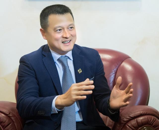 Ông Đặng Minh Trường, Chủ tịch HĐQT Tập đoàn Sun Group.