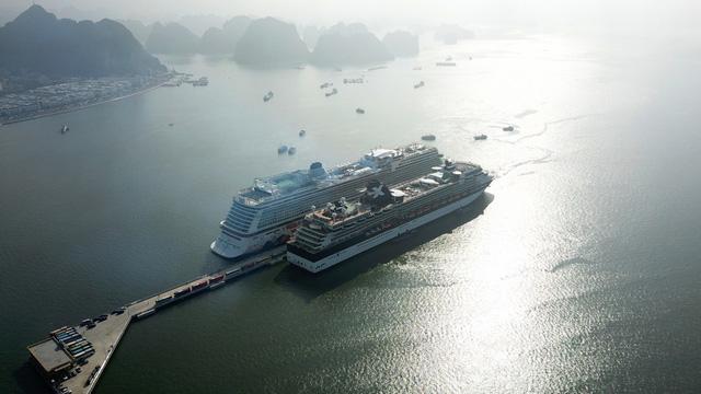 Quảng Ninh đã có sân bay quốc tế đẳng cấp, cảng tàu khách chuyên biệt nhờ huy động vốn tư nhân.