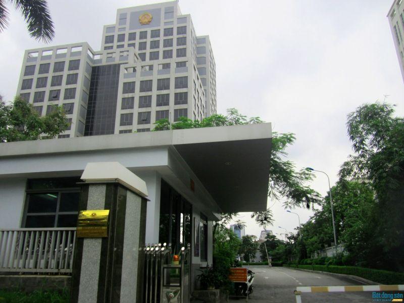 Đã có trụ sở mới rộng gấp 12 lần nhưng Bộ Khoa học và Công nghệ vẫn chưa trao trả trụ sở cũ.
