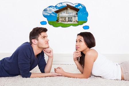 Hãy tham khảo thật kỹ trước khi mua căn nhà đầu tiên. Ảnh minh họa