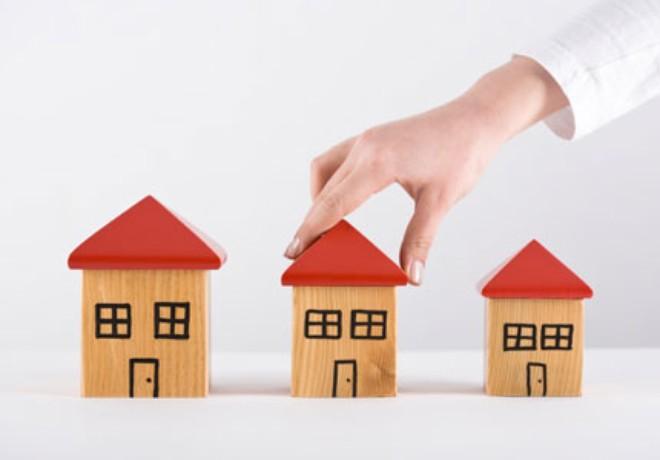 Đừng lựa chọn cái khó về mình khi mua nhà. Ảnh minh họa