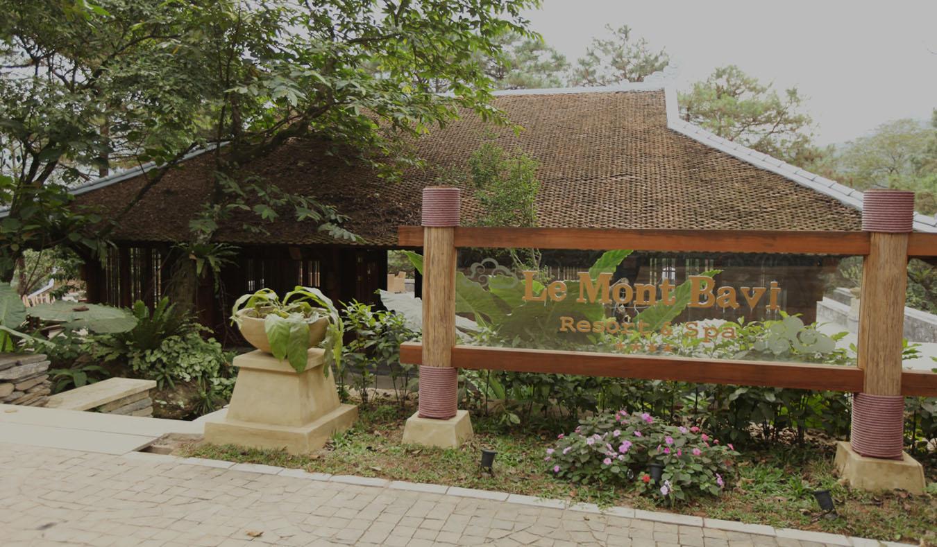Khu nghỉ dưỡng Le Mont BaVi Resort