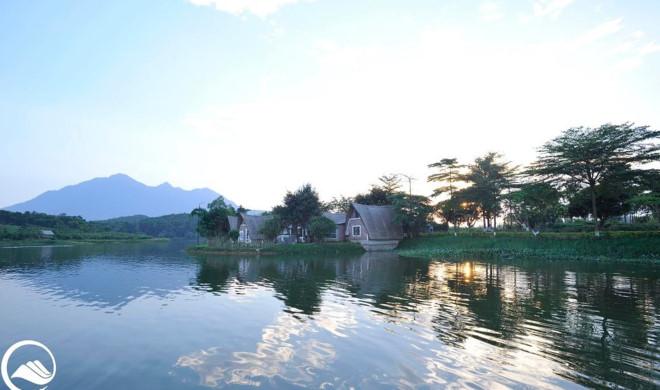 Tản Đà resort