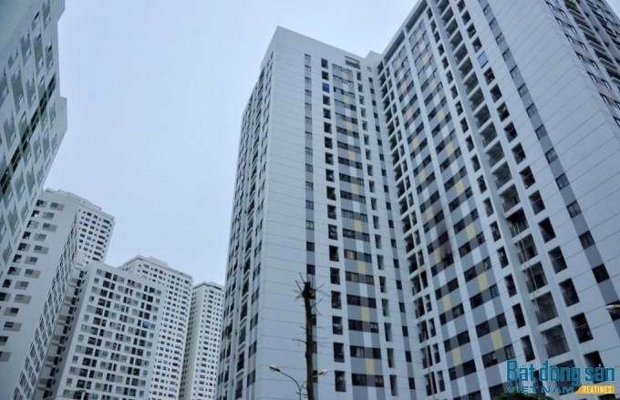 Chung cư Rainbow là một chung cư cao cấp tại khu đô thị Nam Linh Đàm.