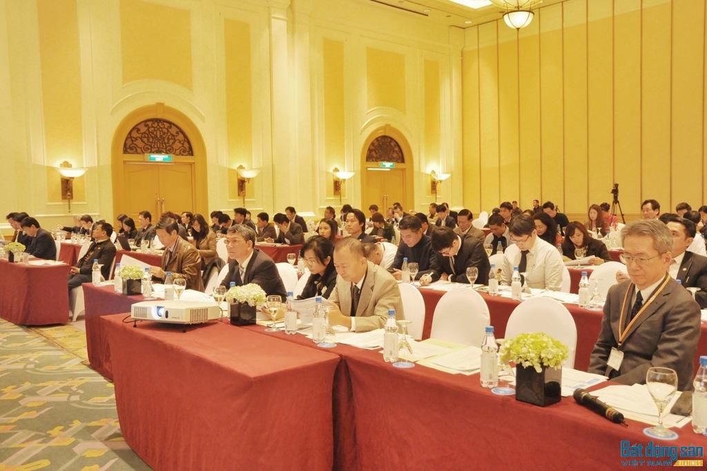 Hội thảo có nhiều đơn vị tham gia.