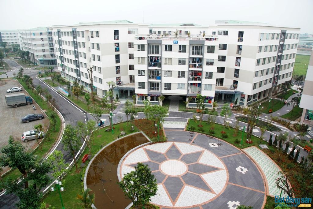 Dự án Khu đô thị Đặng Xá (Gia Lâm, Hà Nội) có tổng diện tích 69,6ha. Dự án do Tổng Công ty Viglacera làm chủ đầu tư, được khởi công từ tháng 7/2013, chia làm 3 giai đoạn. Đến năm tháng 4/2014 giai đoạn 3 của dự án được hoàn thiện.