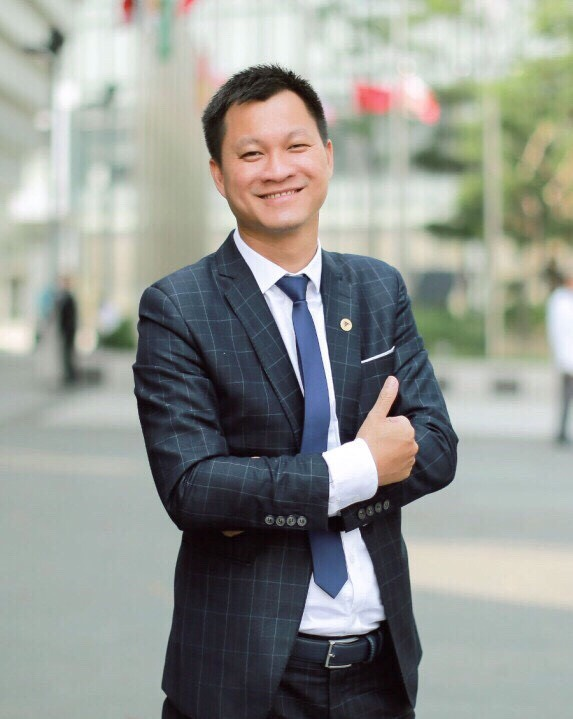Ông Trần Đình Quý - Giám đốc Sàn Giao dịch BĐS Tây Nha Trang.