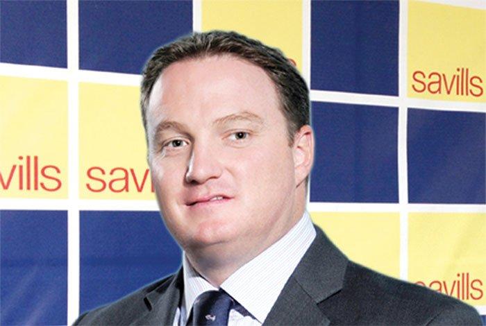 Ông Neil MacGregor, Giám đốc điều hành Savills Việt Nam.