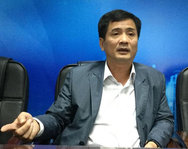 Ông Nguyễn Văn Đính, Phó Chủ tịch Hội môi giới bất động sản Việt Nam.