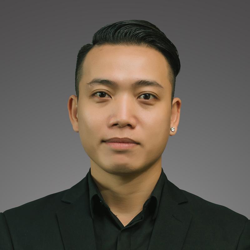 Ông Dương Hoàng Bảo, Phó Giám đốc