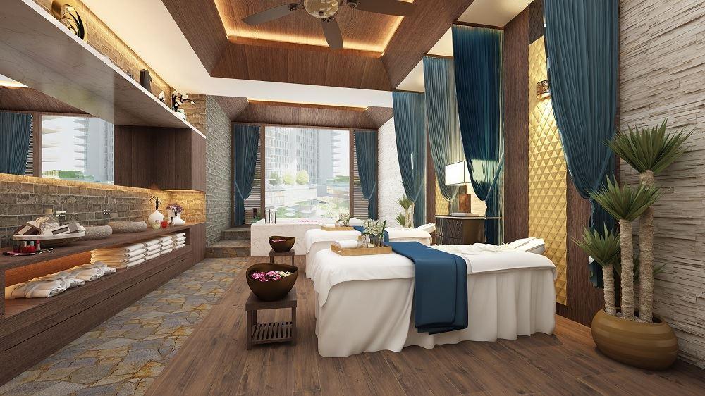 Thiết kế một căn hộ condotel được cho là siêu phẩm.