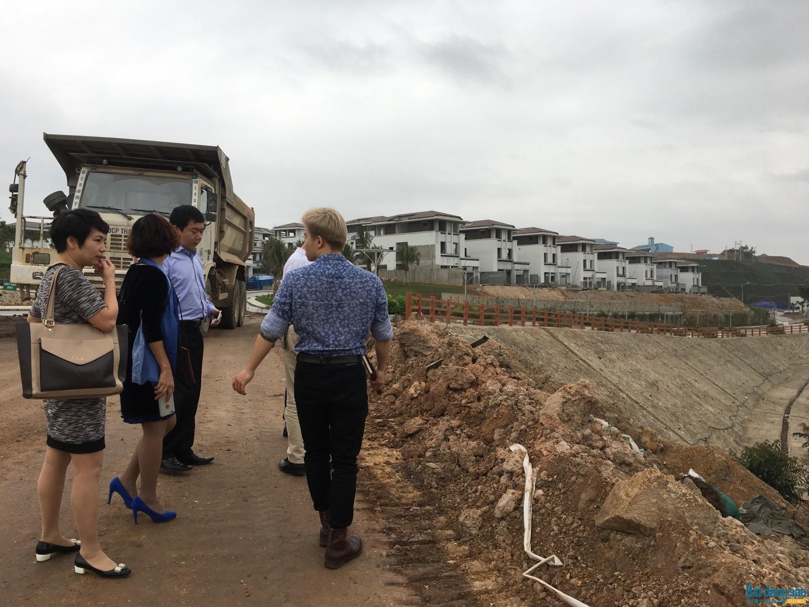 Các thành viên Hội đồng giám khảo Giải thưởng Quốc gia Bất động sản Việt Nam đã có quá trình khảo sát kỹ lưỡng các dự án tham gia tranh giải.