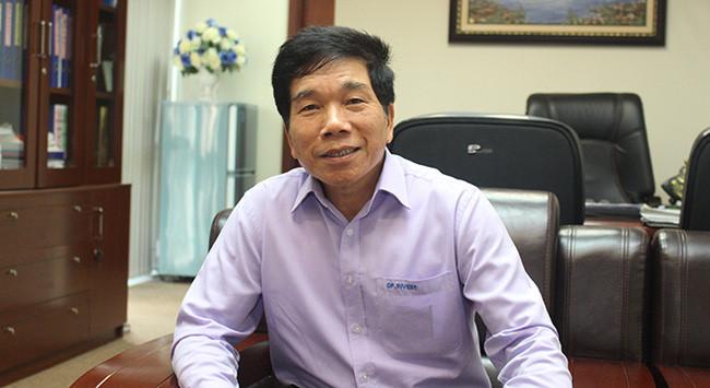 Ông Nguyễn Quốc Hiệp, Chủ tịch Hiệp hội các nhà thầu xây dựng Việt Nam. Ảnh: GPI.
