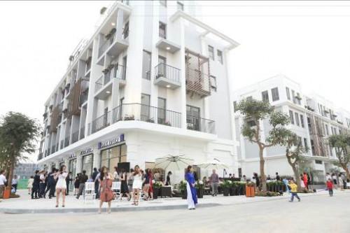 Nhà phố thương mại là phân khúc có nhiều biến động về giá nhất trong quý I/2018.