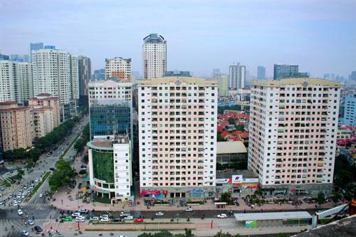 Mặc dù vướng kỳ nghỉ Tết song thị trường căn hộ TP.HCM vẫn có sức tiêu thụ khả quan trong 3 tháng đầu năm.