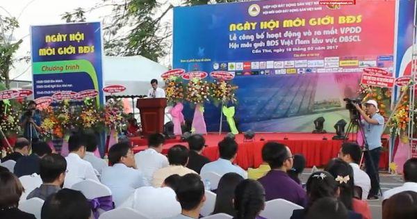Năm ngoái, Ngày hội môi giới bất động sản Việt Nam lần thứ 2 diễn ra tại Nha Trang.