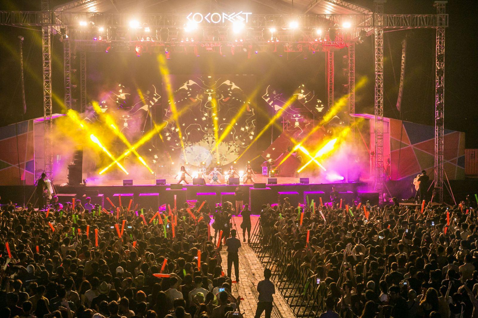 Lễ hội Cocofest sẽ diễn ra thường niên tại Cocobay vào