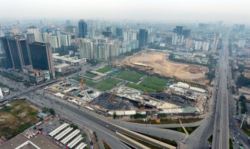 Hà Nội kêu gọi đầu tư hàng loạt bãi đậu xe ngầm, công viên, bến xe
