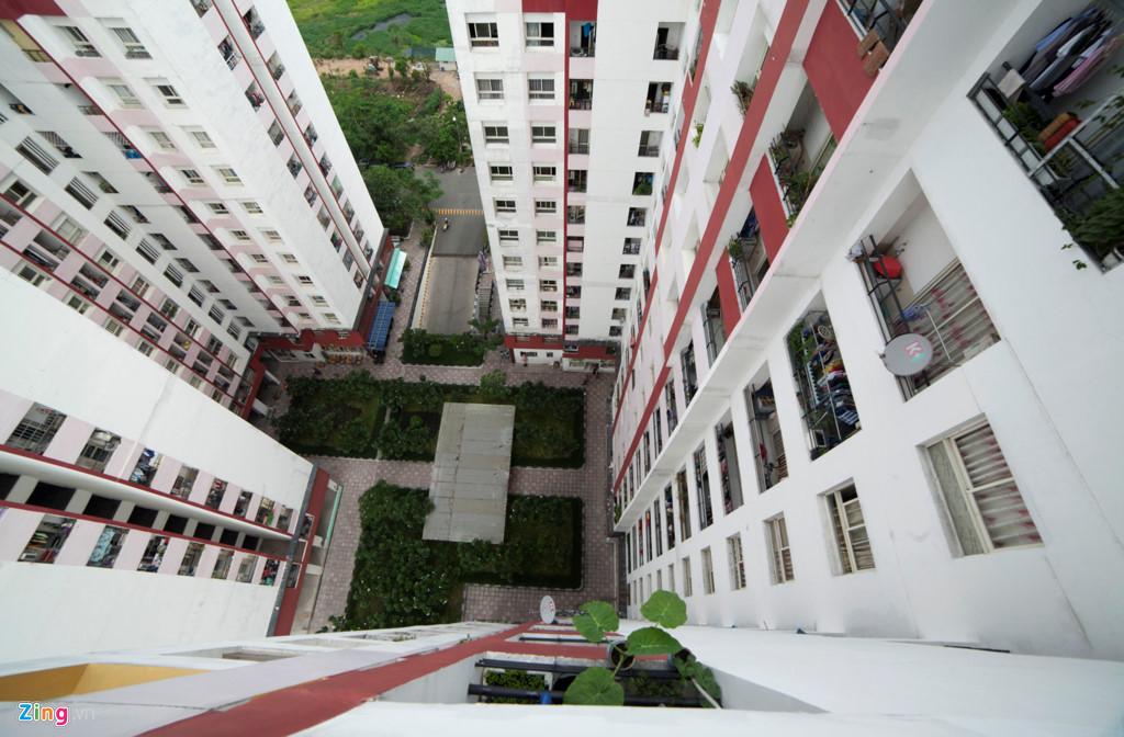 Hai chung cư Thái An 3&4 có diện tích khu đất 19,150 m2, các tòa nhà cao 16 tầng với 780 căn hộ diện tích khá nhỏ, 39, 40, 44, 48, 62 m2. Đặc biệt, một số căn hộ tại đây diện tích chỉ 20 m2.br class=