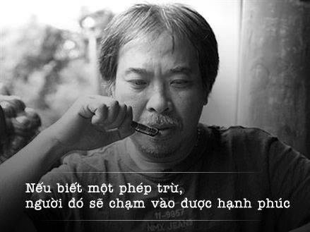 """Nhà văn Nguyễn Quang Thiều: """"Dùng phép trừ để chạm vào hạnh phúc"""""""