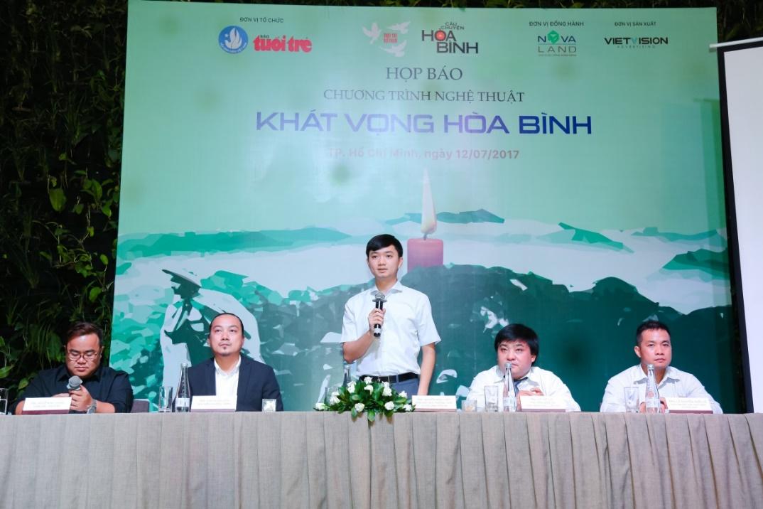 Novaland đồng hành cùng Chương trình Câu chuyện hòa bình - một thương hiệu âm nhạc cộng đồng của Trung ương Hội Sinh viên Việt Nam và báo Tuổi Trẻ tổ chức nhân ngày 27/7 - Ngày Thương Binh Liệt Sĩ Việt Nam.