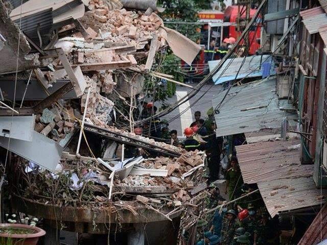 Hà Nội: Rà soát lại các công trình cũ có nguy cơ đổ sập