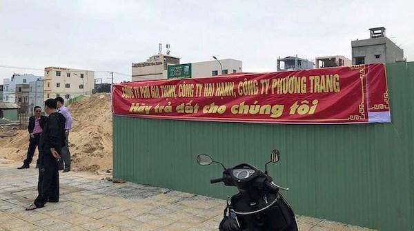 """Nở rộ sàn giao dịch bất động sản tại Đà Nẵng: Thượng đế """"ăn quả đắng"""""""