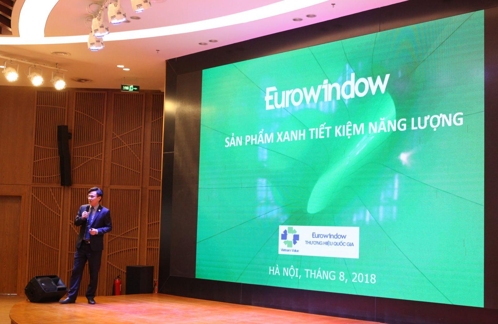 Ông Vũ Trọng Trung – Phó Tổng giám đốc Eurowindow đề cao sự am hiểu của các kiến trúc sư về đặc tính và chi phí của các loại vật liệu, từ đó đưa ra giải pháp sáng tạo nhưng vẫn hợp lý