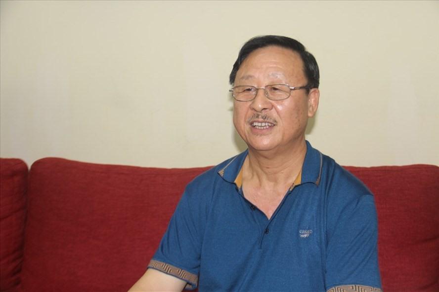 Ông Vương Duy Bảo, cháu nội