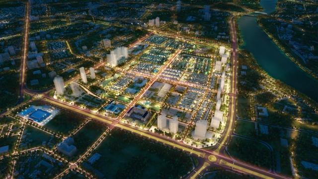 """Một điều kiện """"đủ"""" khác để đảm bảo sự phát triển bền vững của nhà liền kề Vinhomes Star City chính là định hướng của thành phố Thanh Hóa nhằm phát triển khu vực này trở thành trung tâm chính trị, hành chính mới (hình ảnh minh họa)"""