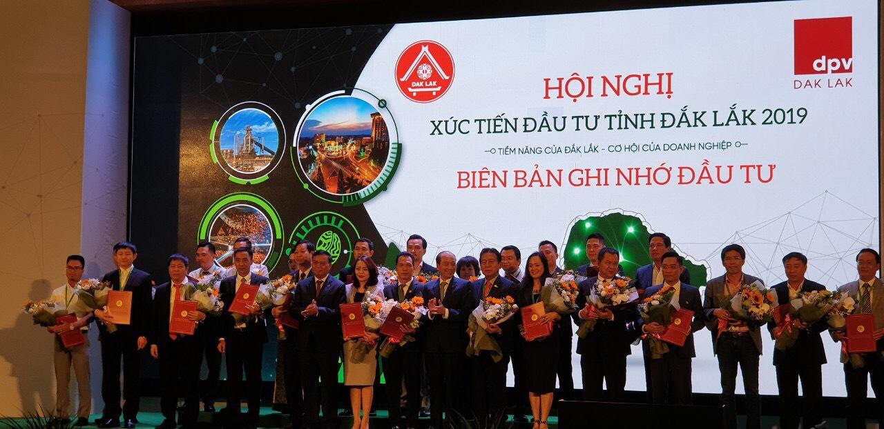 Đắk Lắk sẽ là điểm đến đầu tư trọng điểm của Tập đoàn FLC tại Tây Nguyên trong thời gian tới