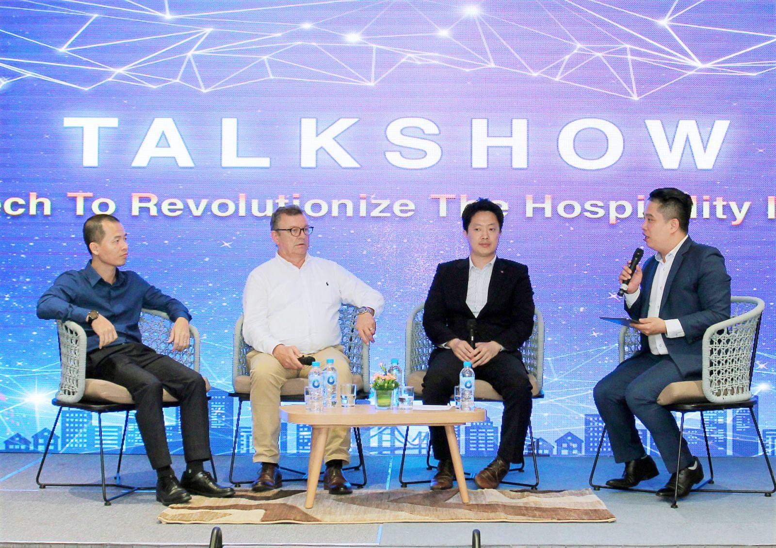 Các chuyên gia chia sẻ góc nhìn chuyên môn về những tác động của công nghệ đến ngành du lịch nghỉ dưỡng ở Việt Nam.