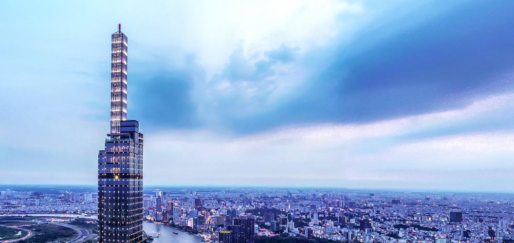 Đài quan sát Landmark 81 SkyView nằm ở 03 tầng trên cùng của Toà tháp Landmark 81 mang đến tầm nhìn toàn cảnh đẹp nhất tại thành phố Hồ Chí Minh