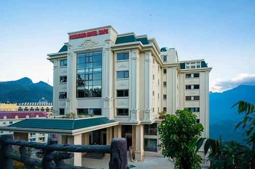 Khách sạn Pistachio Sapa