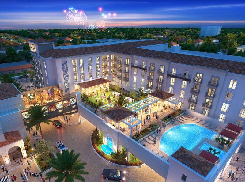 Khách sạn của cộng đồng người Việt ở Mỹ tại Bolta