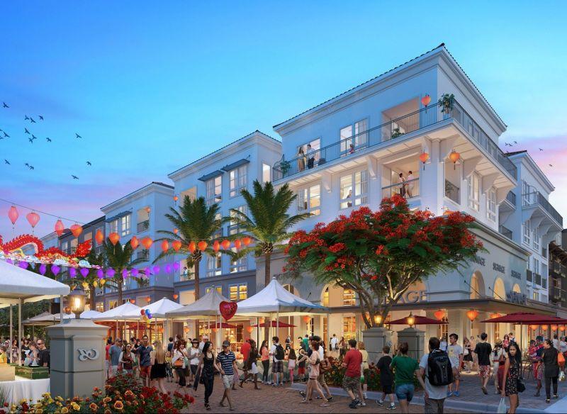 Mô hình quy hoạch khu đô thị mới của cộng đồng người Việt ở Mỹ được lấy cảm hứng từ