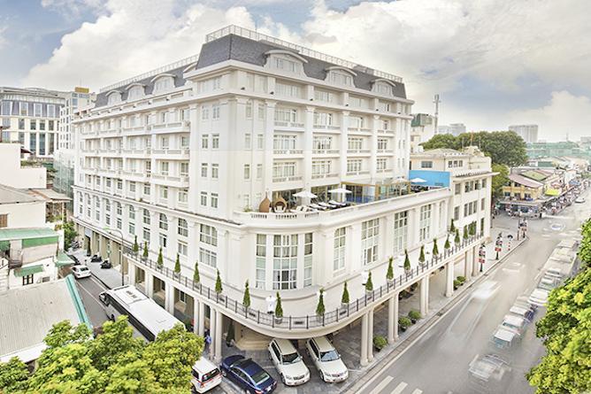 """""""Top 8"""" khách sạn boutique tuyệt vời nhất ở Hà Nội"""