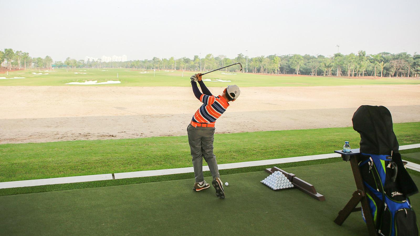 """HLV Jean François Le Quere: """"Golf còn nhiều cơ hội phát triển ở Việt Nam"""""""