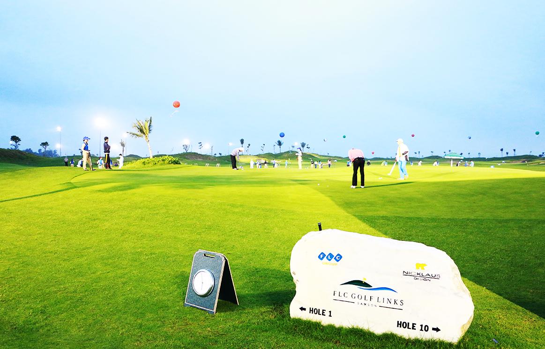 Muốn có nền golf mạnh, phải phát triển golf chuyên nghiệp