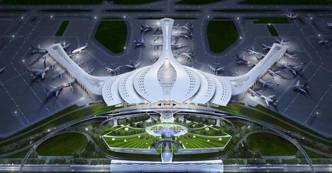 Giai đoạn 1 dự án sân bay Long Thành được dự kiến hoàn thành vào năm 2025