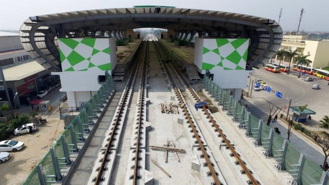 Đường sắt Cát Linh - Hà Đông: Mỗi năm trả nợ Trung Quốc khoảng 650 tỷ đồng