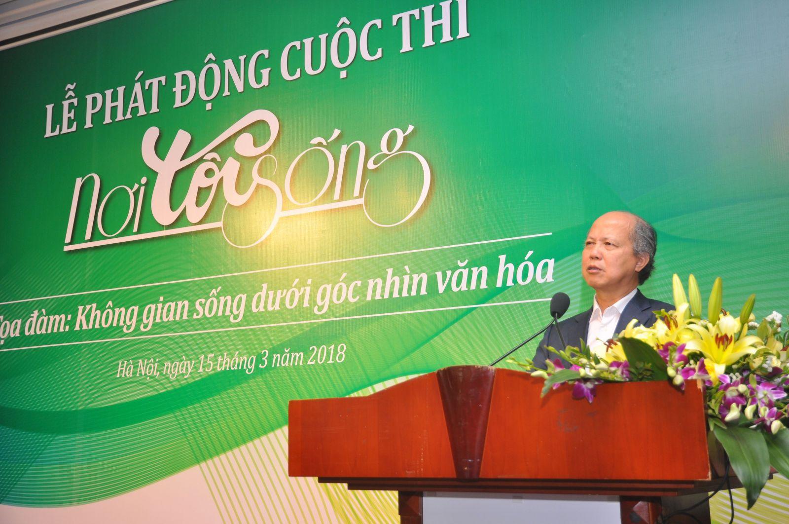 Chủ tịch Hiệp hội Bất động sản Việt Nam Nguyễn Trần Nam