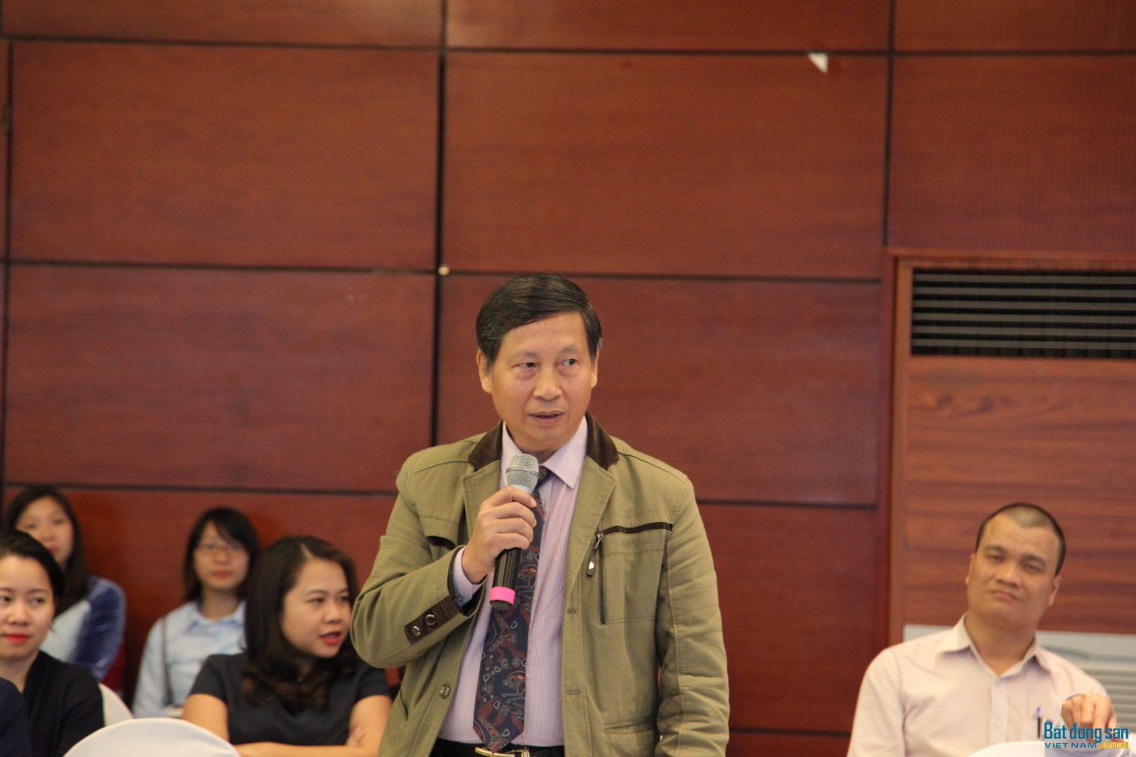 Ông Đỗ Viết Chiến, Tổng Thư ký Hiệp hội Bất động sản Việt Nam