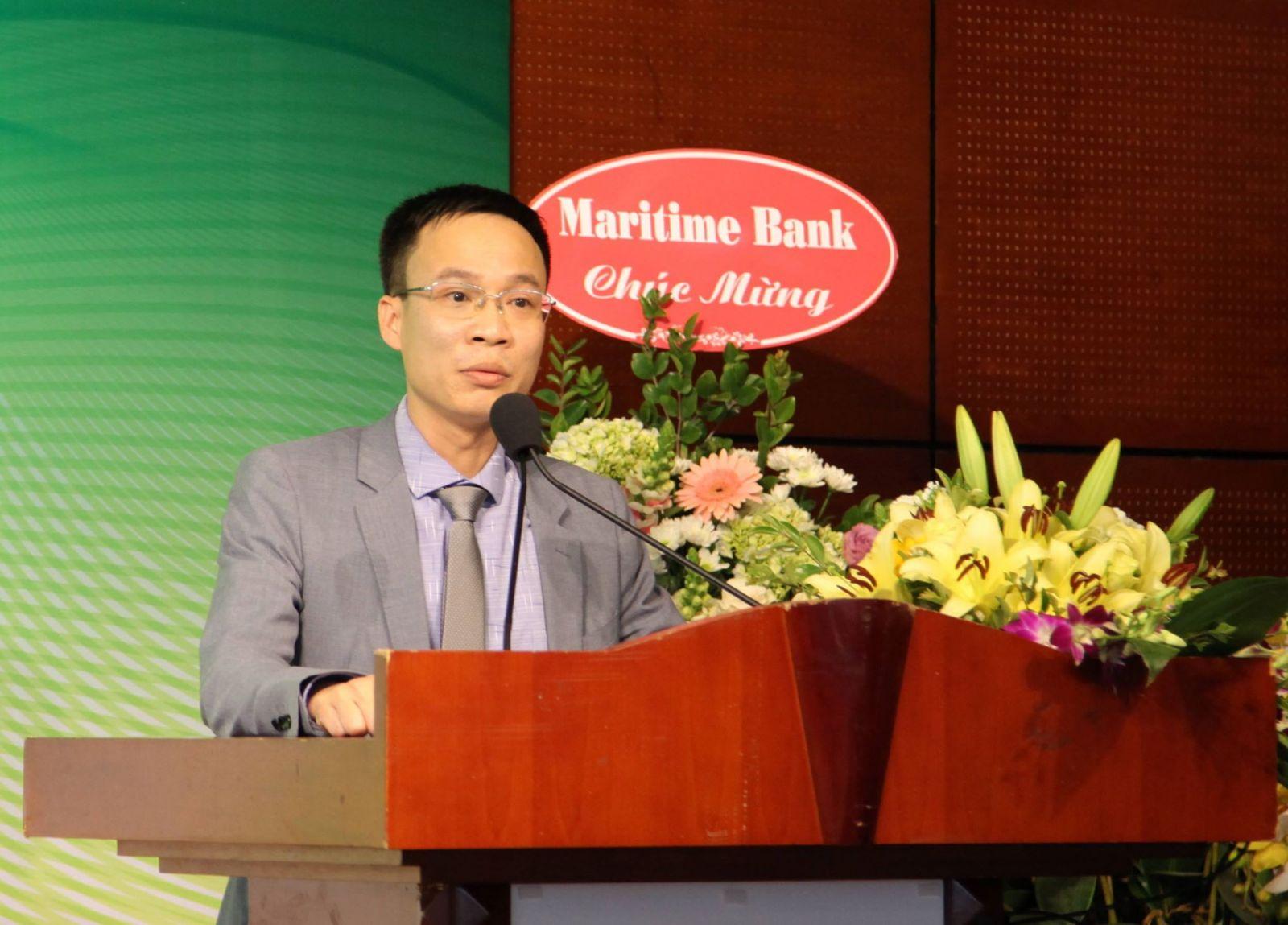 Tổng biên tập Tạp chí điện tử Bất động sản Việt Nam Phạm Nguyễn Toan phát động Cuộc thi