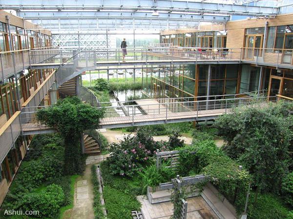 Building Lumen - Trung tâm nghiên cứu tại Wageningen (Hà Lan)