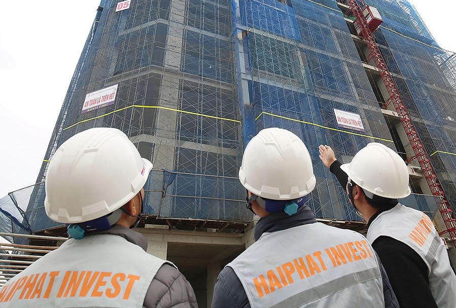 Hải Phát Invest đã khẳng định thương hiệu với hàng loạt dự án ghi dấu ấn trên thị trường