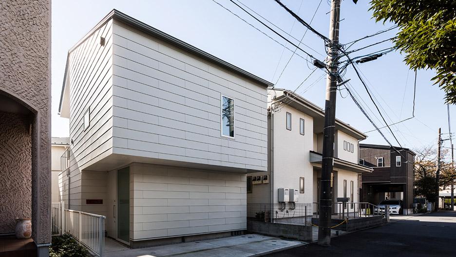Mẫu thiết kế nhà nhỏ tận dụng tối đa từng centimet