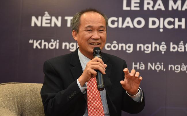 Ông Dương Công Minh chia sẻvề tuổi trẻ khởi nghiệp bất động sản