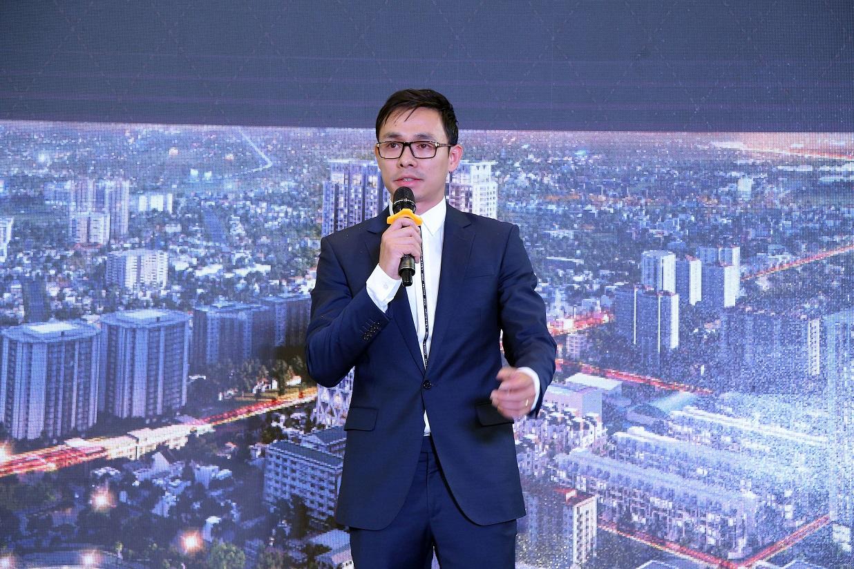 Ông Nguyễn Anh Tuấn,Phó Chủ tịch Hội đồng quản trịHD Mon Holdings.